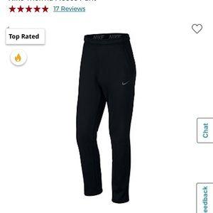 Nike Therma-Fit Black Sweatpants